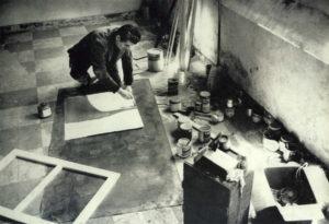 Alberto Burri 1959