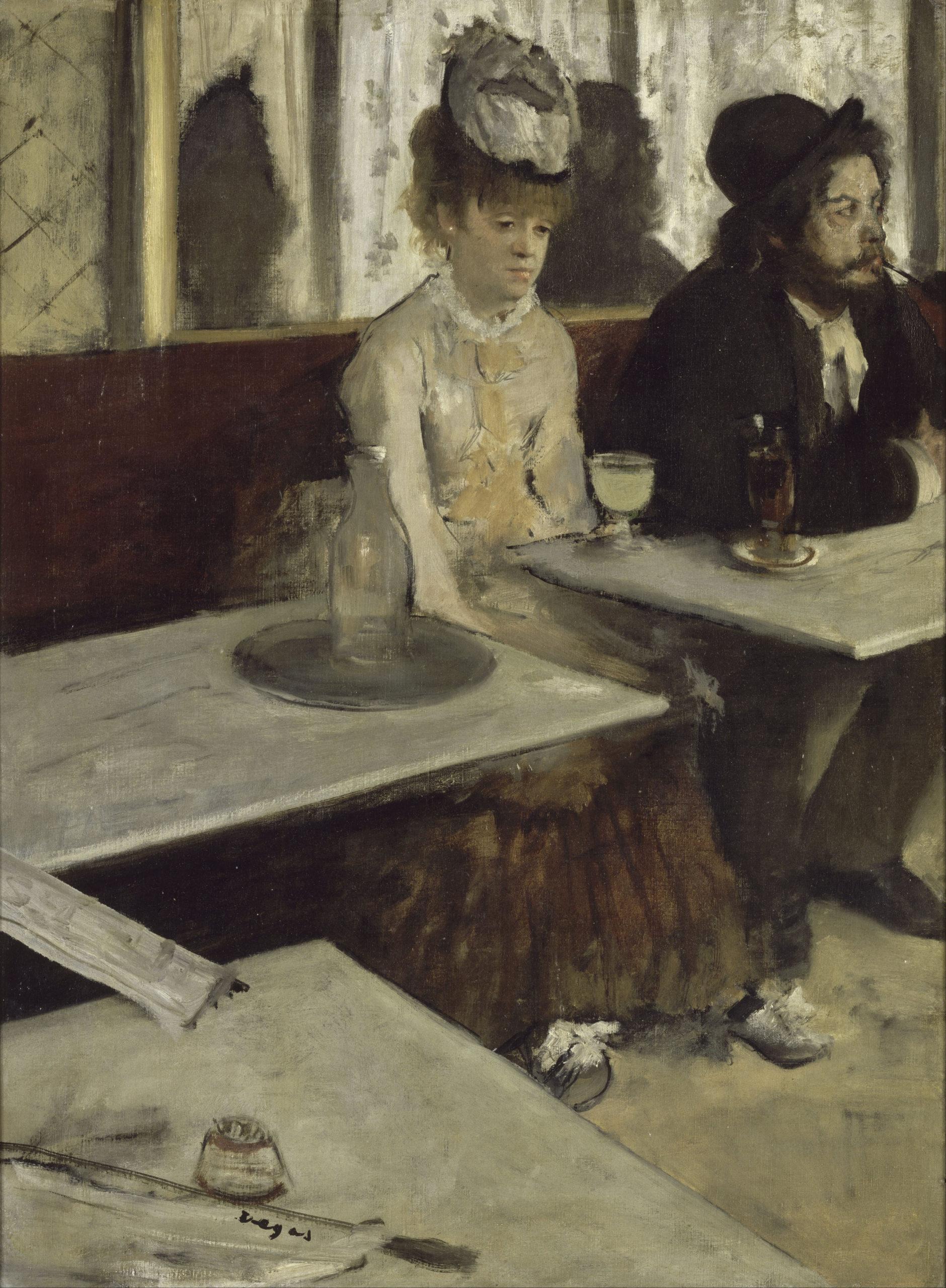 Assenzio di Degas