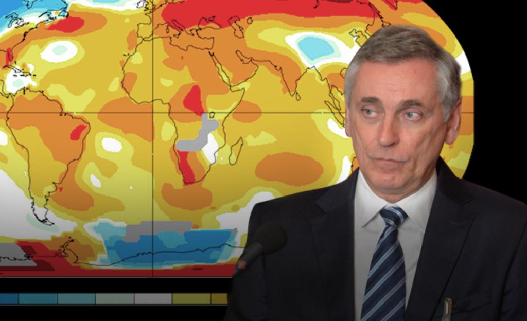 Antonello Pasini è fisico e climatologo del Cnr