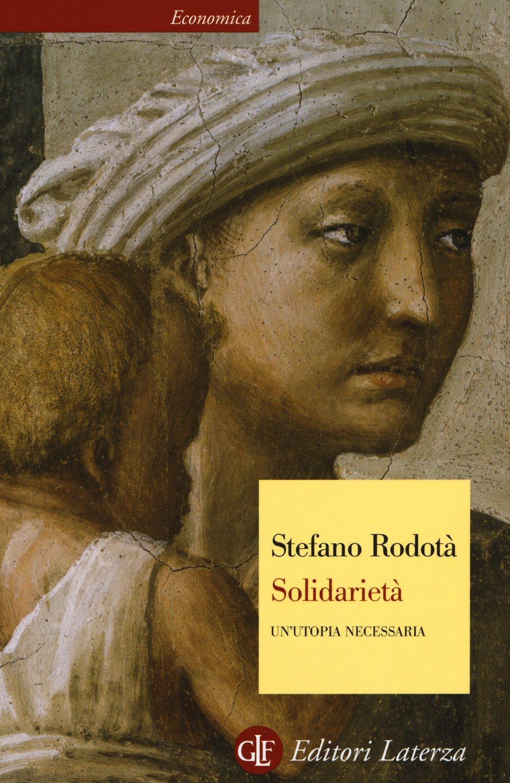 Solidarietà, copertina libro di Stefano Rodotà