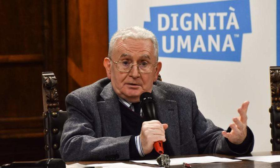 L'antropologo Francesco Remotti