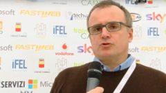 Il climatologo Sergio Castellari dell'Ingv, distaccato presso l'Agenzia europea dell'ambiente
