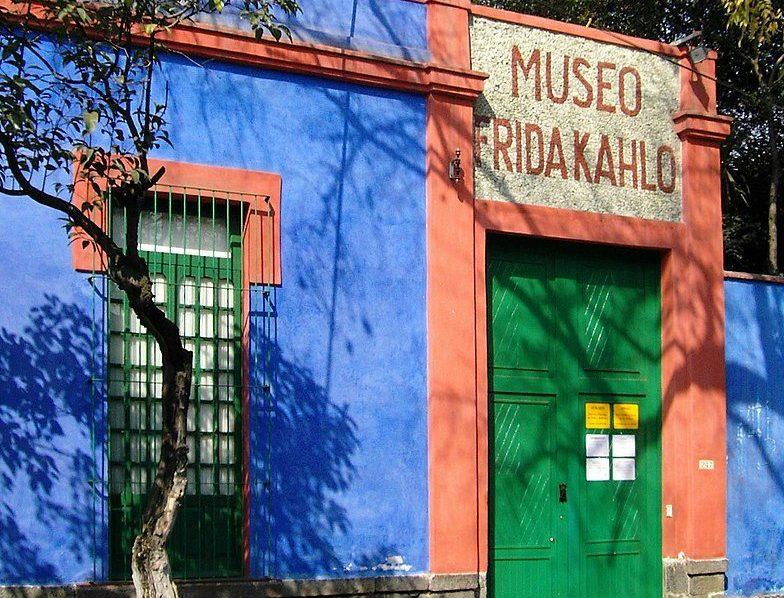 Museo di Frida Kahlo o Casa Azul
