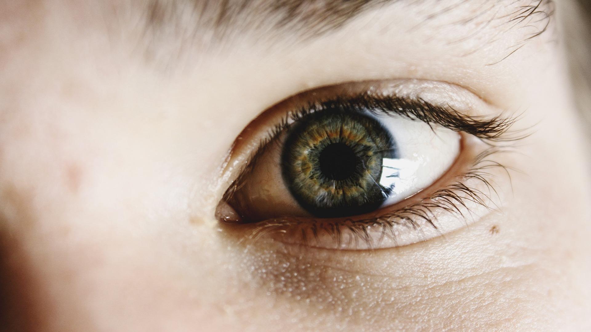 Una nuova luce negli occhi